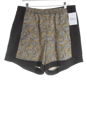 H&M Conscious Collection High-Waist-Shorts florales Muster klassischer Stil