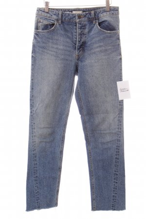 H&M Conscious Collection Jeans blau Street-Fashion-Look
