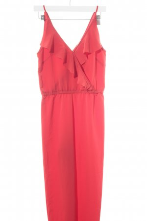 H&M Conscious Collection Jumpsuit rot Casual-Look