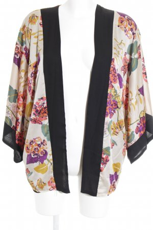 H&M Conscious Collection Kimono florales Muster Boho-Look