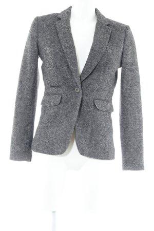 H&M Conscious Collection Kurz-Blazer meliert Business-Look