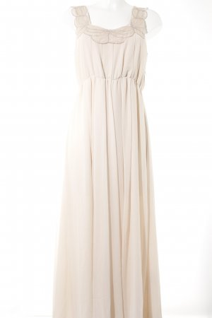 H&M Conscious Collection Maxikleid rosé Romantik-Look