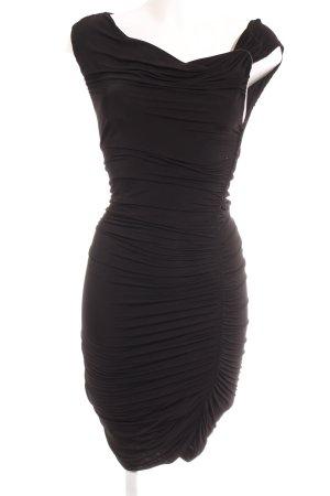H&M Conscious Collection Tubejurk zwart elegant