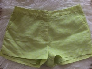 H&M Conscious Collection Shorts 36 S neu gelb Sommer