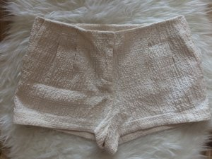 H&M Conscious Collection Shorts 36 S neu weiß Sommer