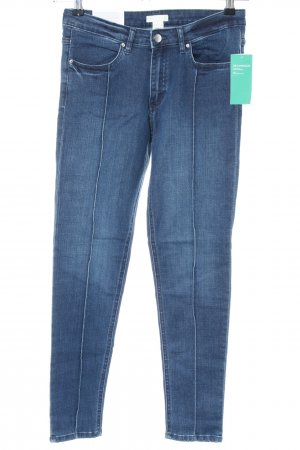 H&M Conscious Collection Skinny Jeans blau Casual-Look