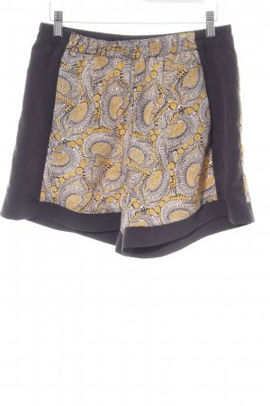 H&M Conscious Collection Skorts abstract pattern casual look
