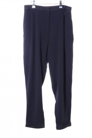 H&M Conscious Collection Stoffhose blau Casual-Look