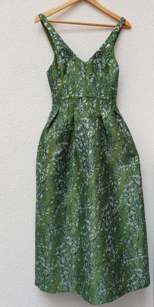 Hm conscious kleid grun