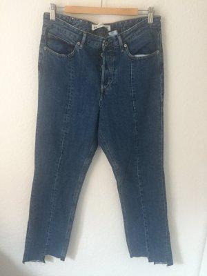 H&M Conscious Jeans gerade geschnitten