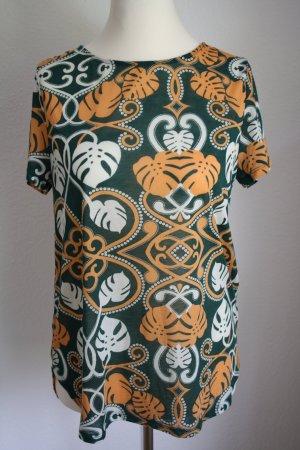 H&M Conscious Shirt Bluse Mustershirt