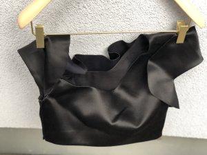 H&M Conscious Silk Crop Top