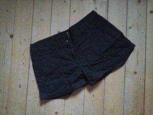 H&M coole Cargo Shorts Baggy Gr. 42 schwarz