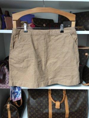 H&M Mini-jupe beige
