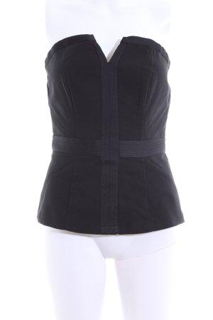 H&M Corsage topje zwart elegant