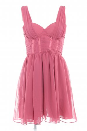 H&M Corsage Dress magenta elegant