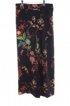 H&M Culottes Blumenmuster extravaganter Stil