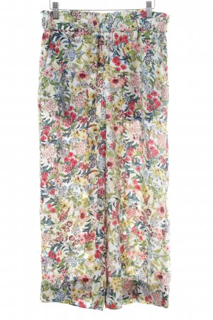H&M Culottes flower pattern casual look