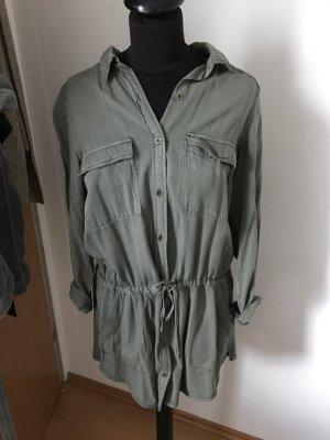 H&M Damen Blusenkleid