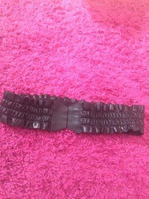 H&M Damen Gürtel schwarz