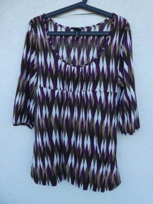 H&M Camisa multicolor Algodón