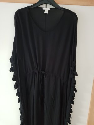 H&M Damen Tunika Kaftan Sommer Kleid Strandoutfit - Größe  XS/S
