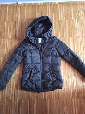 H&M L.O.G.G. Down Jacket dark green