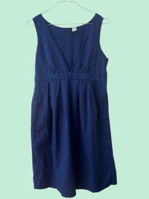 H&M Deep Blue Cocktail Summer Dress