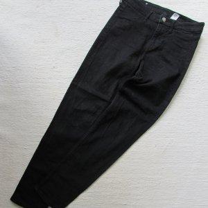 H&M Denim * Coole skinny Jeans * schwarz ankle * W26/L30 (Gr. 36)