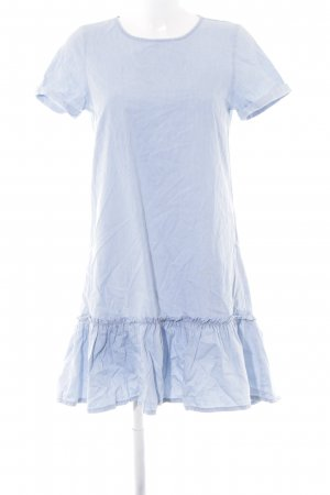H&M Divided Babydoll Dress azure casual look