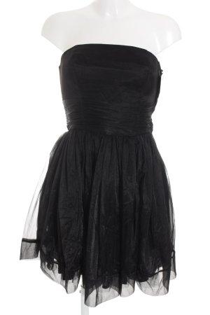 H&M Divided Ballkleid schwarz Elegant