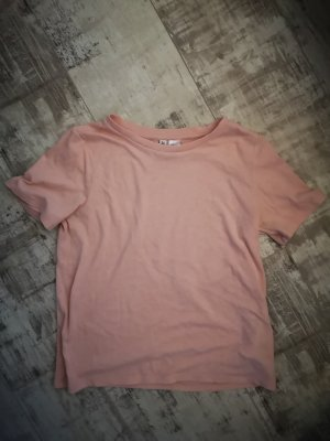 H&M Divided basic T Shirt Gr.XS 34 rosa
