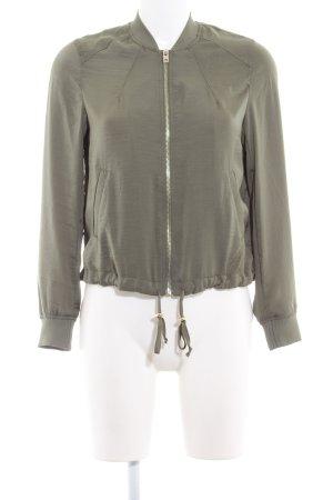 H&M Divided Blouson khaki Metallic-Optik