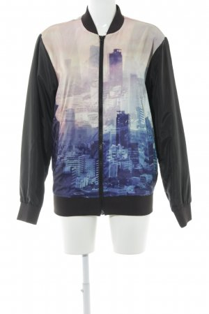 H&M Divided Blouson Stampa a tema stile atletico