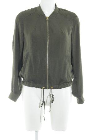 H&M Divided Blouson olivgrün Casual-Look
