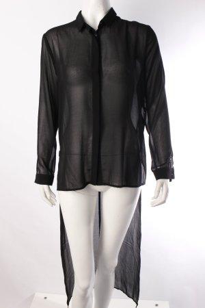 H&M Divided Bluse schwarz