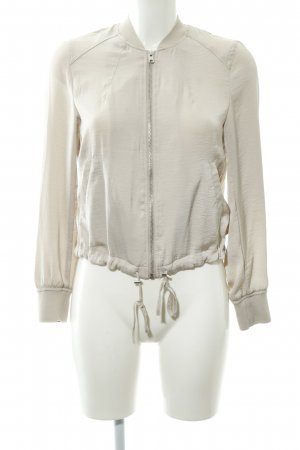 H&M Divided Blousejack licht beige casual uitstraling