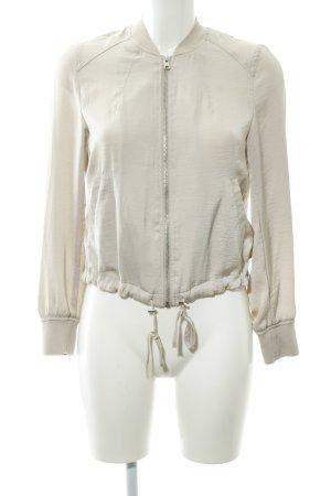 H&M Divided Veste chemisier beige clair style décontracté
