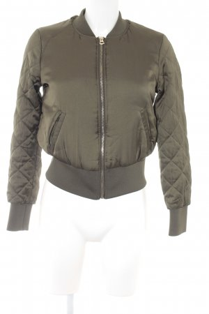 H&M Divided Bomberjacke khaki Casual-Look