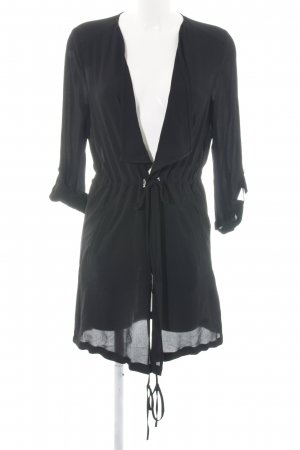 H&M Divided Cardigan schwarz Business-Look