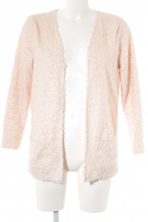 H&M Divided Cardigan rosé Casual-Look