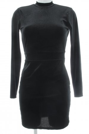 H&M Divided Cut Out Dress black party style
