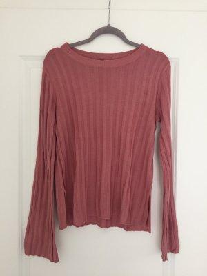 H&M Divided dünner Pullover Pink