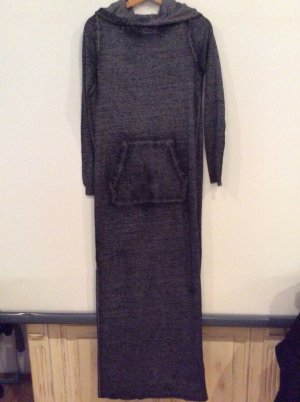 H&M Divided Hooded Dress multicolored