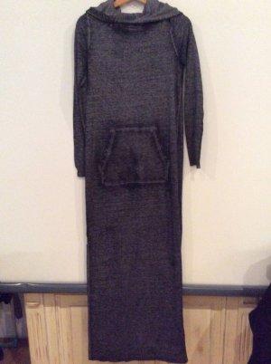 H& M Divided Hoody Shirtkleid Gr XS mit Seitenschlitz - neu
