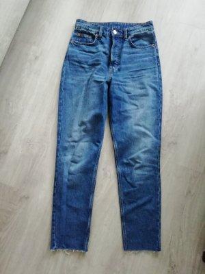 H&M Divided Jeans Mom Momjeans Highwaist