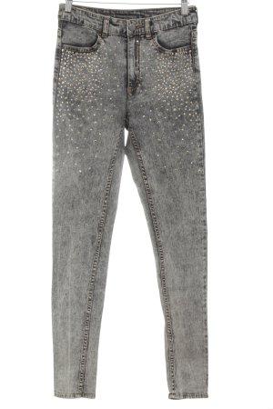 H&M Divided Jegging gris clair style décontracté