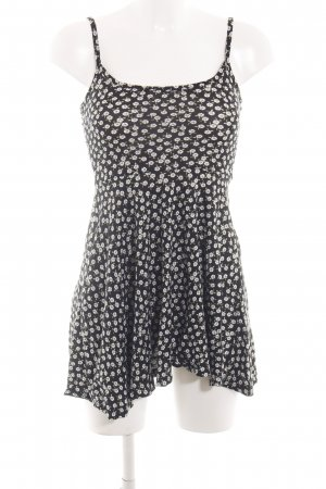 H&M Divided Jerseykleid Blumenmuster Casual-Look