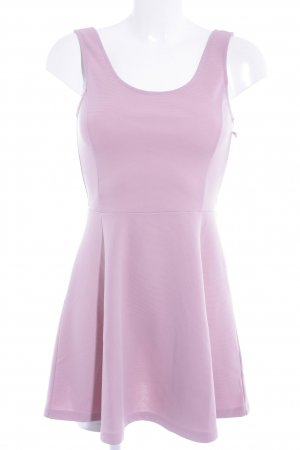 H&M Divided Jerseykleid rosa Casual-Look