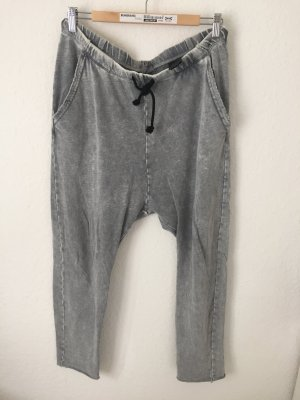 H&M Divided Jogginghose Grau used Look